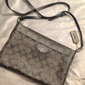 Coach New York Purse Bag